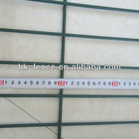 pvc coated weld wire mesh fence(factory price)