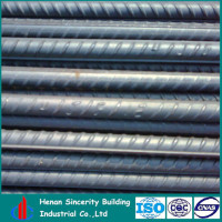 Hot rolled Ribbed Bars Earthiquake Proof HRB355E HRB400E HRB500E HRBF355E HRBF400E HRBF500E