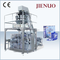 Jienuo Automatic Horizontal Food Counting and Packing Machine