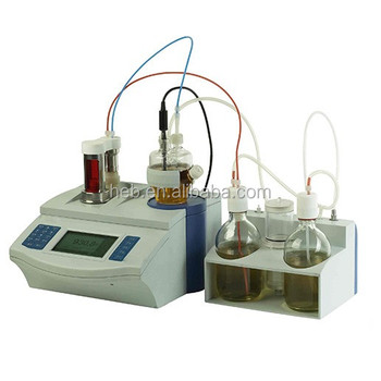 ZDY-502 Automatic Coulometric Method Karl Fischer Moisture Titrator