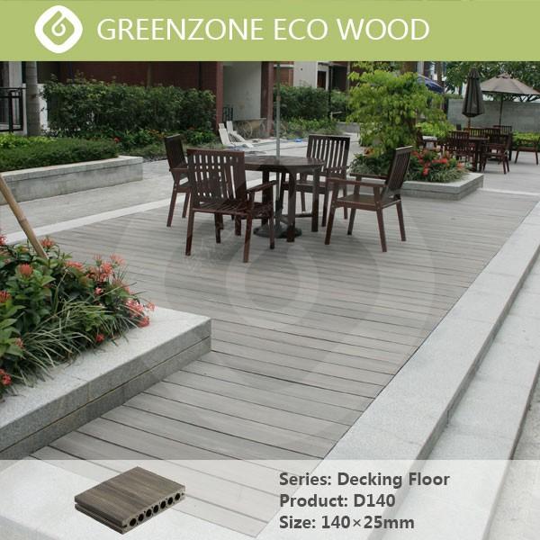 decking outdoor deck floor covering waterproof wood laminate flooring