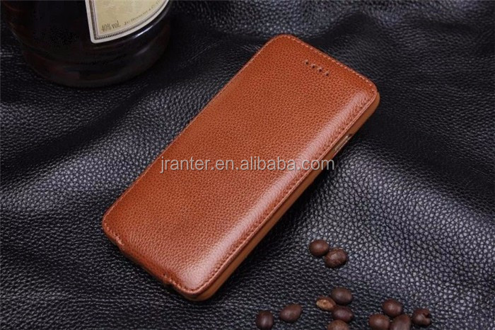 Custom for iPhone 5 Case Leather Universal Flip Case for 4.3 inch/ 4.5 inch/ 5.0 inch