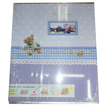 "4*6"" and 6*8"" plastic bear baby photo albums"