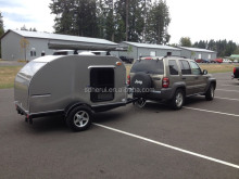 small caravan teardrop travel trailer