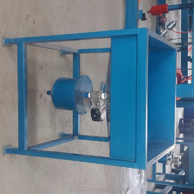 EPS intermittent automatic ration foam pre-expander machine