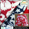 100 Recycled PET polyester printed peach skin fabric for beach pants cloth /bedding