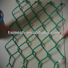 PVC coated chainlink garden fencing net