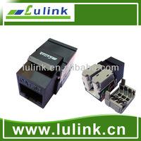 Cat5e UTP Keystone Jack/Module for Telecom