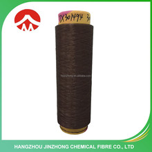 China Factory Low Price 100% Viscose Rayon Filament 150/96 Polyester yarn