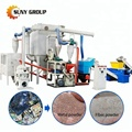 PCB Motherboard Separation Plant E waste Recycling Machine Price