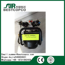 300bar 4500psi air compressor for PCP paintball