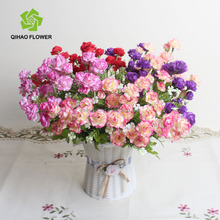 5 heads samll artificial flowers wholesale decoration clove