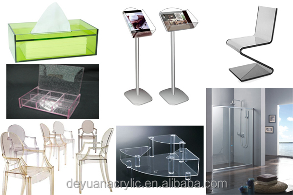 Flexible Design acrylic Tissue Boxes / Cutomize patterns acrylic Tissue Boxes