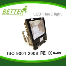 Outdoor SMD white color IP65 70W LED flood light for Philip type