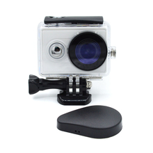 Lens Cover cap for Xiaomi YI action camera waterproof case.Fit for original camera A224