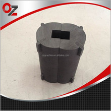 Hexagon Graphite Mold for Continuous Casting Brass Rod/Tube