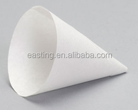 OEM White Disposable Cone Paper Cup