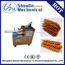 New Style spiral potato french fried chips machine with best service
