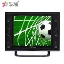 4:3 (HD)Display tv screen and Black Cabinet Color no brand led tv 15 17 19 inch tv