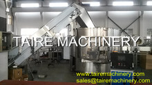 Taire China Supplier Automatic Mineral Water Plant Bottle Unscrambler