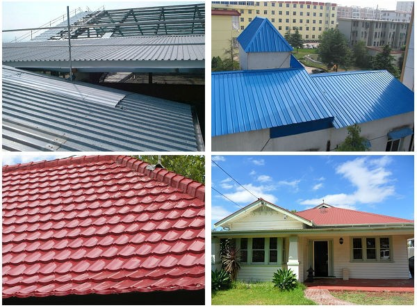 GI Corrugated Roof Sheet for sale