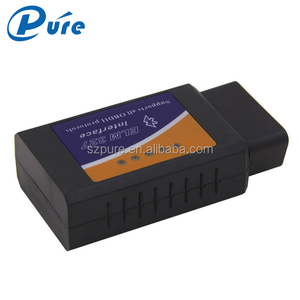 ELM327 Bluetooth Software OBD2 CAN-BUS Scanner Tool Software V2.1