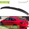 Wholesale For 2016 Civic Sport Rear Window Roof Spoiler