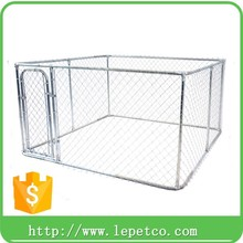 manufecturer wholesale chain link box kennel dog kennel boxed kennel dog run