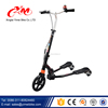 Wholesale new model 2 in 1 baby scooter for sale, kids freestyle scooter, 3 wheels cheap pedal kick scooter