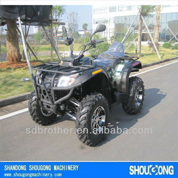 ATV with EEC, Quad, 4x4 Farm ATV