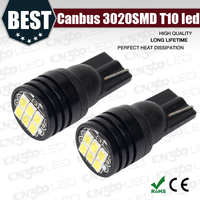 2016 new product car led auto bulb 5w5 t10 canbus
