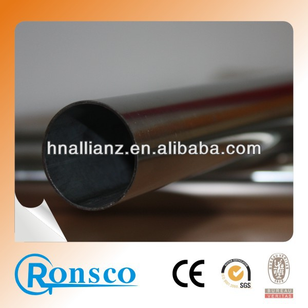 304 grade 400 grit polishing stainless steel tube 32mm diameter