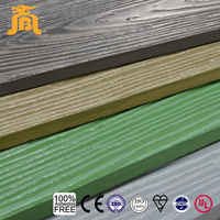 Waterproof Wall panels Villa facade cladding Exterior cement board siding