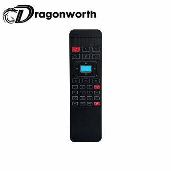 Air mouse Multi-media air mouse P3 back-lit keyboard air mouse for android tv box