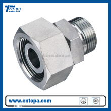 2C Hot selling brass swivel fitting Reducer tube adapter