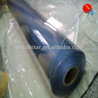 Clear Pvc Sheet Soft Film For