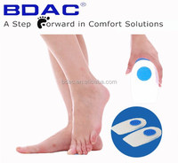 silicone unisex insole for shoe