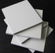 standard size rigid ceulka pvc foam sheet and pvc plastic sheet for bathroom door and kitchen cabinet