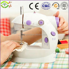 New design most popular mini electric sewing machine manual