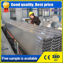 5052 aluminum roofing sheet metal corrugated aluminum sheet for ceiling