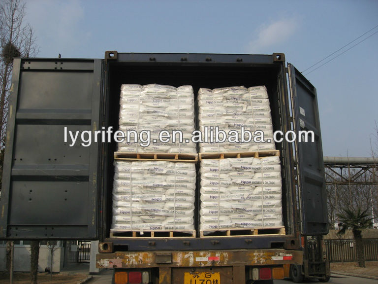 Light Magnesium Oxide powder 98% for making beer