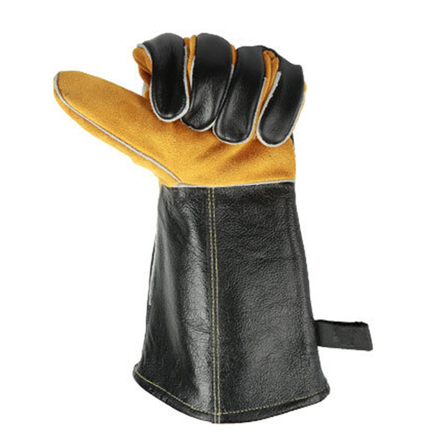 Thick high temperature insulation burn proof <strong>gloves</strong> household microwave oven waterproof anti-skid silicone <strong>gloves</strong>