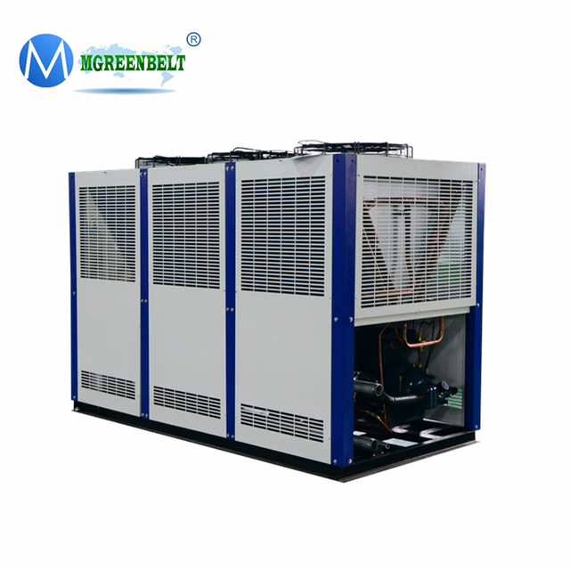 30hp Industrial Air Cooled Water Chiller for Cooling Cosmetics Making Machine