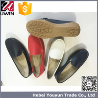 2015 Good Quality Best PU Leather Women Shoes