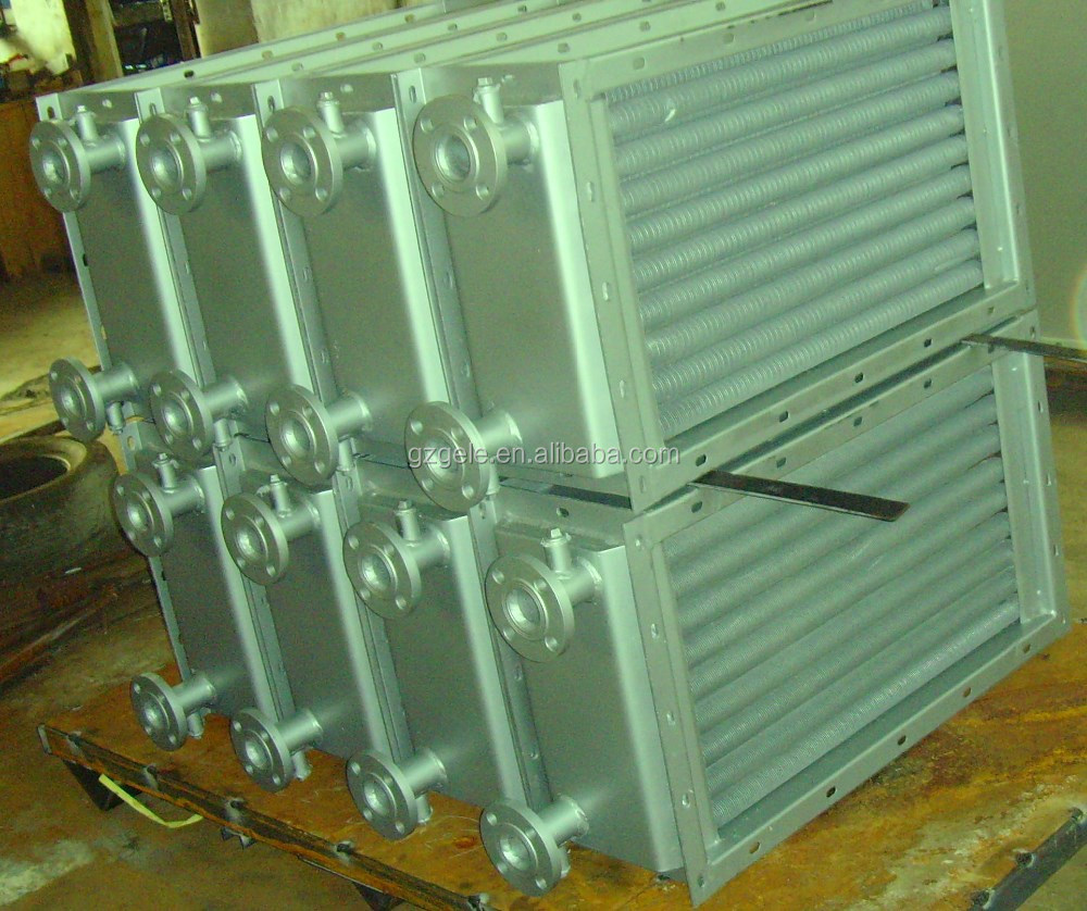 Customize Spiral Pumps Radiator and Heat Exchanger for HAVC Systems & Parts usage