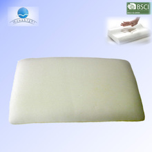 2015 hot sale memory foam bread pillow for good rest