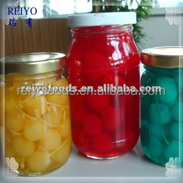 canned cherry seedless fresh cherry fruit