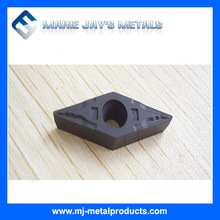 tungsten carbide insert for turning and milling CNC cutting tool