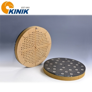 KINIK Double Disc Grinding Wheel for Spring