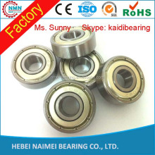 performance widely used 608zz bearing shower door roller wheel